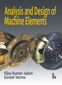 Pdf Analysis and Design of Machine Elements