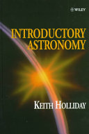 Introductory Astronomy Book
