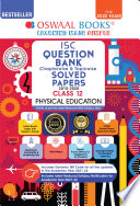 Oswaal Isc Question Bank Class 12 Physical Education Book Chapterwise Topicwise For 2022 Exam