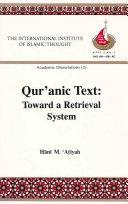 Qur'anic Text
