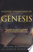 Scientific Commentaries On Genesis