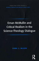 Ernan McMullin and Critical Realism in the Science-Theology Dialogue [Pdf/ePub] eBook