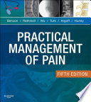 Practical Management of Pain E Book Book