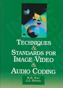 Techniques And Standards For Image Video And Audio Coding Book PDF