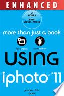 Using Iphoto 11 Enhanced Edition
