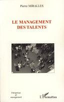 Pdf Le management des talents Telecharger