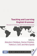 Teaching And Learning English Grammar Book PDF