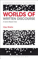 Worlds of Written Discourse Pdf/ePub eBook