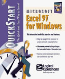 Microsoft Excel 97 for Windows