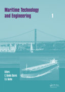 Pdf Maritime Technology and Engineering Telecharger