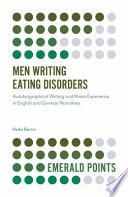 Men Writing Eating Disorders