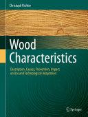 Pdf Wood Characteristics