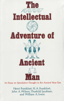 Pdf The Intellectual Adventure of Ancient Man