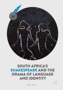 Pdf South Africa's Shakespeare and the Drama of Language and Identity Telecharger