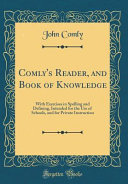 Comly s Reader  and Book of Knowledge