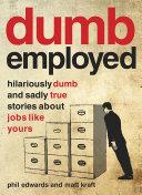 Dumbemployed [Pdf/ePub] eBook