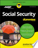 """Social Security For Dummies"" by Jonathan Peterson"