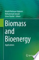 Biomass and Bioenergy