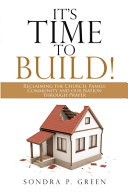 It S Time To Build