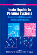 Ionic Liquids in Polymer Systems Book