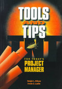 Tools and Tips for Today s Project Manager