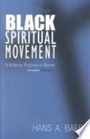 The Black Spiritual Movement
