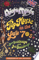 Night Moves Pop Music In The Late 70s Book