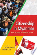 Citizenship In Myanmar