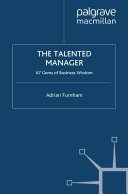The Talented Manager [Pdf/ePub] eBook