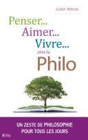Pdf Penser, aimer, vivre... avec la philo Telecharger