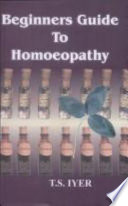 Beginners Guide to Homoeopathy by  PDF