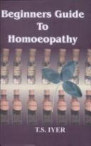 Beginners Guide to Homoeopathy