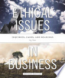 Ethical Issues in Business   Second Edition