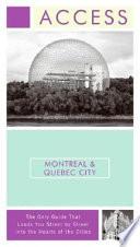 Access Montreal & Quebec City 5e