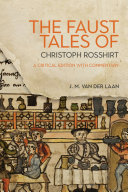 The Faust Tales of Christoph Rosshirt - a Critical Edition with Commentary ebook