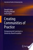 Creating Communities of Practice