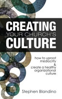 Creating Your Church's Culture