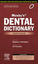 Mosby s Dental Dictionary 4e  South Asia Edition  E Book