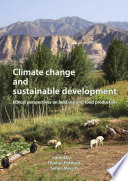 Climate Change And Sustainable Development Book PDF