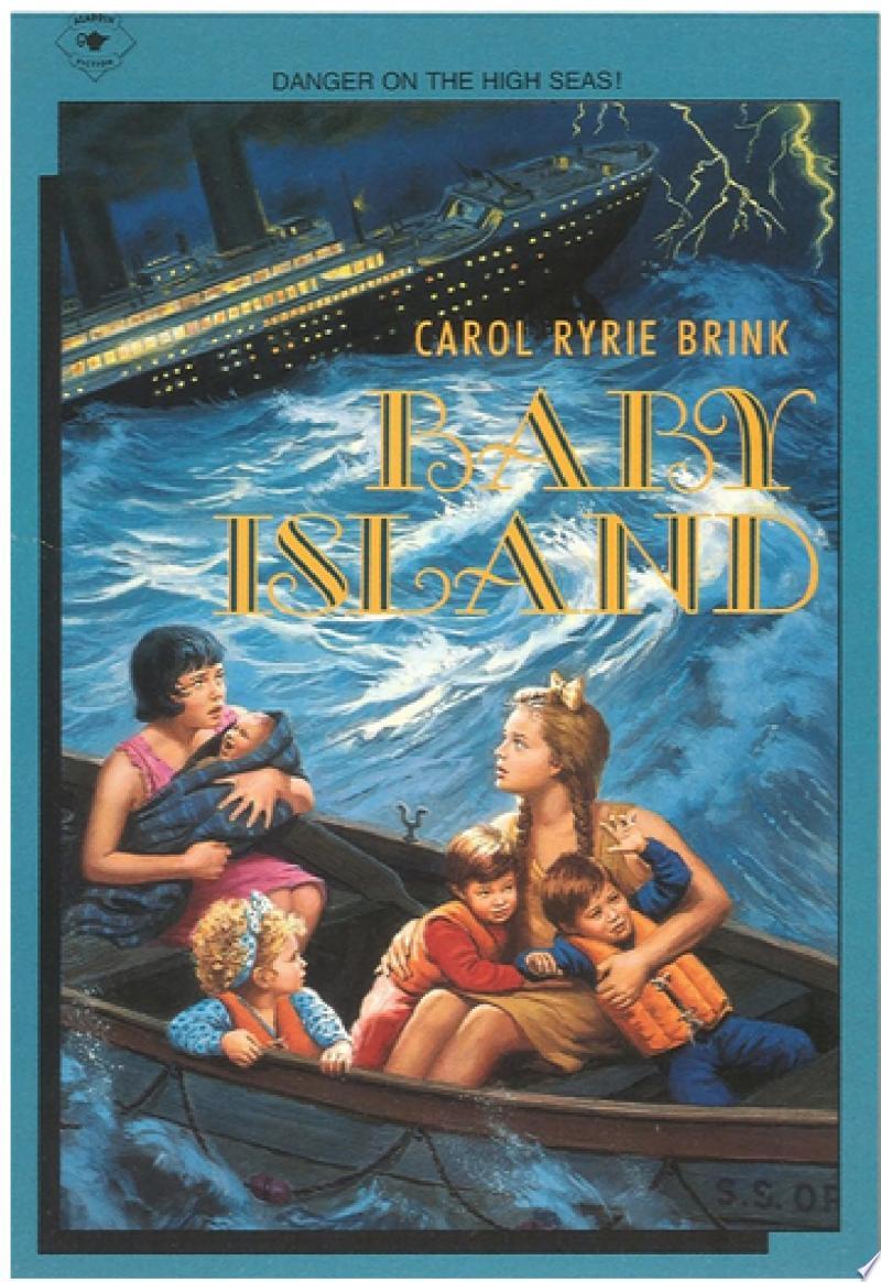 Baby Island banner backdrop