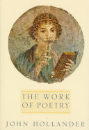 The Work of Poetry Book