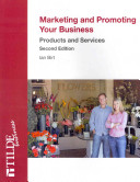 Cover of Marketing and Promoting Your Business