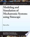 Modeling And Simulation Of Mechatronic Systems Using Simscape Book PDF