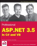 Professional ASP NET 3 5