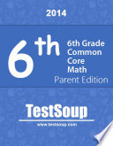 TestSoup Common Core Math for the 6th Grade