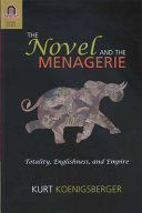Pdf The Novel and the Menagerie