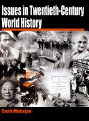 Issues In Twentieth Century World History