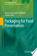 Packaging For Food Preservation Book PDF