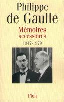 Mémoires accessoires, tome 2 : 1946-1982