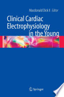 Clinical Cardiac Electrophysiology in the Young Book